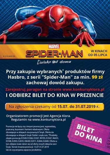 "SMYK – ""Spider-Man"""